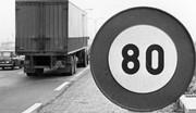 80 km/h sur route: l'avis reporté d'un mois