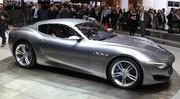 Maserati Alfieri : elle arrive en 2016