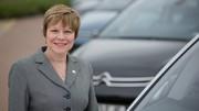 Linda Jackson, une femme à la tête de Citroën