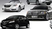 Lancia cantonné à l'Italie, un avenir suspendu à... rien?