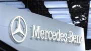 Daimler (Mercedes et Smart) a presque doublé son bénéfice net