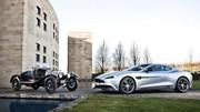 Aston Martin gagne 13% sur l'année 2013