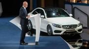 Mercedes : les bénéfices grimpent en flèche