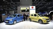 Suzuki engrange des bénéfices records en 2013-2014