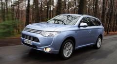 Essai Mitsubishi Outlander PHEV (2014) : Pionnier branché