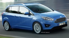 Ford C-Max 2014 : Changement de look en approche