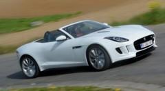 Essai Jaguar F-Type aux ING Ardenne Roads