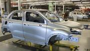 Première photo officielle de la future Fiat 500 X