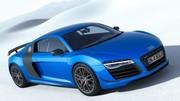 Audi R8 LMX (2014) : une série limitée dotée de feux au laser