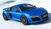 Audi R8 LMX : Lumière !
