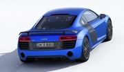 Audi lance la série limitée R8 LMX à feux laser