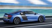 Audi R8 LMX : feux laser de série !