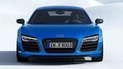 Audi R8 LMX : des phares au Laser et 570 ch !