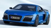 Audi R8 LMX : précision au laser