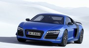Audi R8 LMX : Un V10 et un éclairage laser !