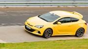 Essai Opel Astra OPC sur le Nurburgring