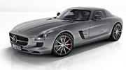 Essai Mercedes Benz SLS AMG GT