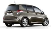 Toyota Verso-S 2014 : des petites retouches pour la route