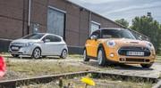 Essai Mini Cooper S 2014 vs Peugeot 208 GTi : le match des héritières !