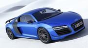Audi R8 LMX : elle adopte les phares laser