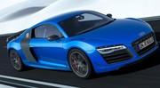 """Audi R8 LMX : """"Elle a les yeux...laser"""""""