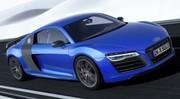 Audi R8 LMX : puissance laser