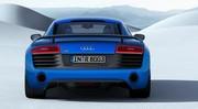 Audi R8 LMX : clap de fin