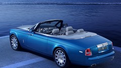 RR Phantom Drophead Coupe Waterspeed Collection : véritable chef-d'oeuvre