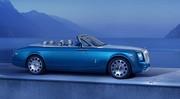Rolls-Royce Phantom Drophead Coupé Waterspeed Collection : un hommage nautique
