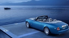 Rolls-Royce Phantom Drophead Coupé Waterspeed Collection : what else ?