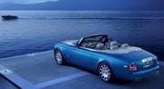 Rolls-Royce Phantom : la Drophead Coupé Waterspeed Collection à la Villa d'Este