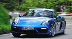 Essai Porsche Cayman GTS : l'anti-Carrera ?