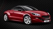 Série spéciale Peugeot RCZ Red Carbon