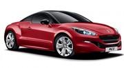 Le Peugeot RCZ s'offre une version « Red Carbon »