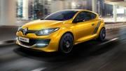 Renault Mégane R.S. 275 Trophy 2014 : plus de puissance et de son