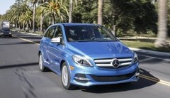 "Essai Mercedes B Electric : ""Tesla inside"" !"