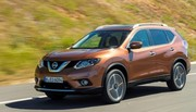 Nissan X-Trail 2014 : prix à partir de 27.700 euros