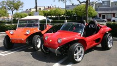 Meyers Manx V : le flat-four VW remplacé par un moteur électrique