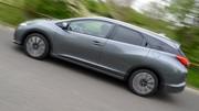Essai Honda Civic Tourer 1.6 i DTEC : Le nippon entre dans la danse