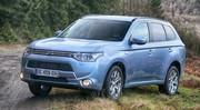 Le Mitsubishi Outlander PHEV à partir de 39 900 euros