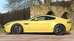 Essai Aston Martin V12 Vantage S (2014) : La mélodie du bonheur