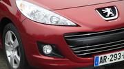 Peugeot 207+ et 807 : tournée d'adieu
