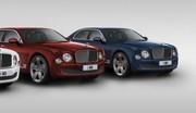 Bentley Mulsanne Ninety Five : la marque souffle ses 95 bougies