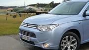 Mitsubishi casse le tarif de l'Outlander PHEV
