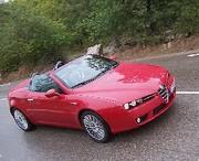 Essai Alfa Romeo Spider : Les temps changent