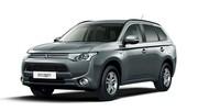 Une version plus accessible pour le Mitsubishi Outlander hybride