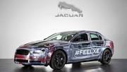 """Jaguar XE: 1ère image """"officielle""""!"""