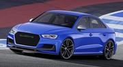 Audi A3 clubsport quattro : 525 ch et 0 à 100 en 3''6