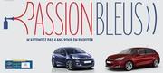 Série limitée Citroën C3 Passion Bleus