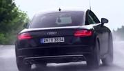 Le nouveau Audi TTS survire